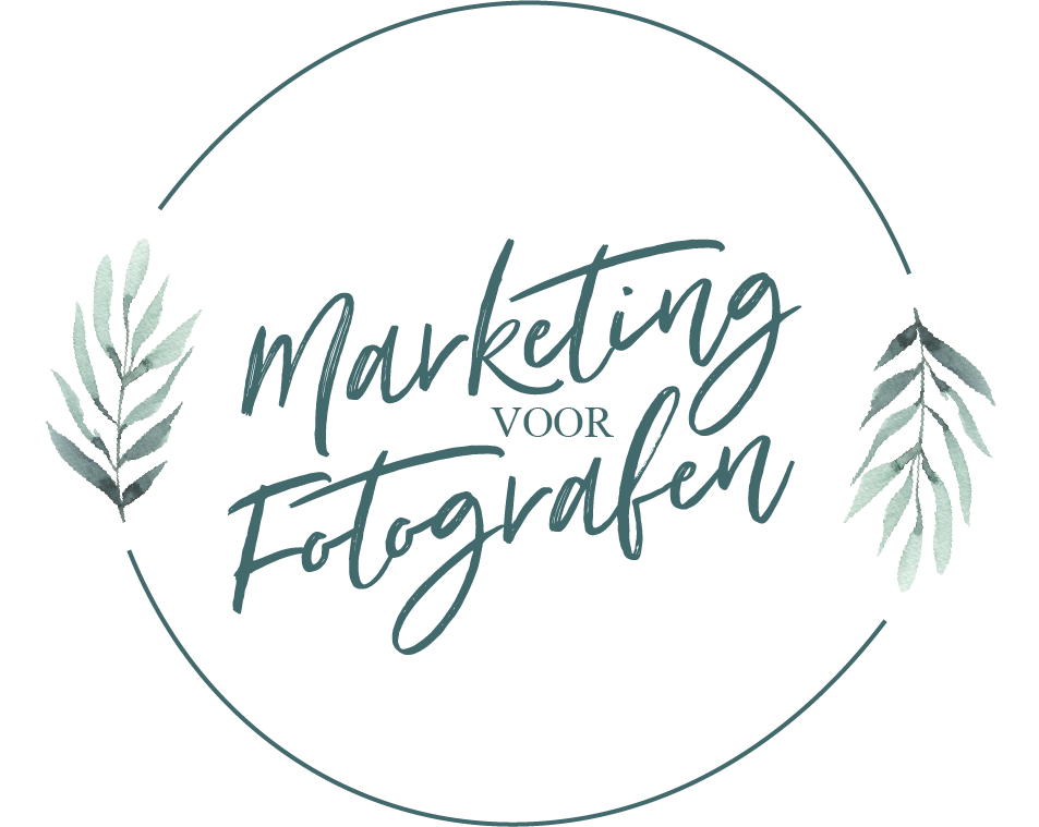 Marketing voor Fotografen