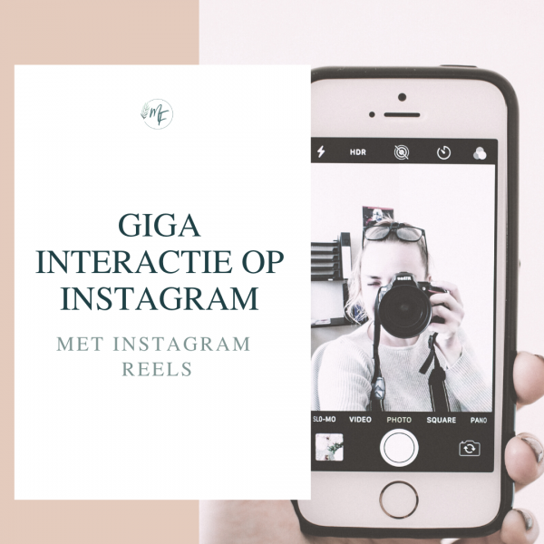 instagram reels voor fotografen